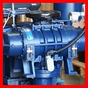 Tuthill Kinney KMBD-400 Vacuum Blower - REPAIR SERVICE
