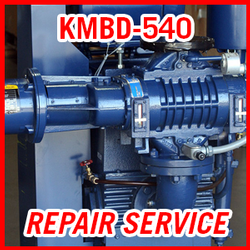 Tuthill KMBD-540 - REPAIR SERVICE