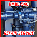 Tuthill KMBD-540 - REPAIR SERVICE