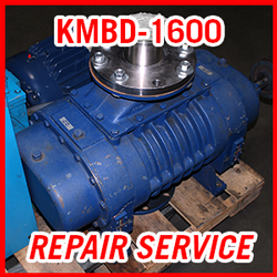 Tuthill KMBD-1600 - REPAIR SERVICE