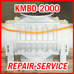 Tuthill KMBD-2000 - REPAIR SERVICE