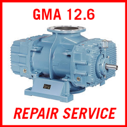 AERZEN GMA 12.6 - REPAIR SERVICE