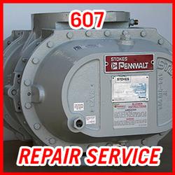 Stokes 607 - REPAIR SERVICE