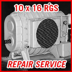 Stokes 10 x 16 RGS - REPAIR SERVICE