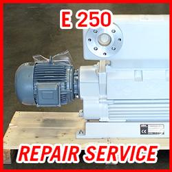 Leybold E 250 - REPAIR SERVICE