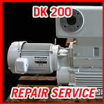 Leybold DK 200 - REPAIR SERVICE