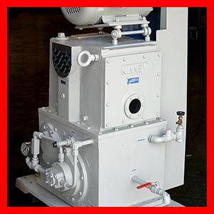 Tuthill KT-150 Rotary Piston Vacuum Pump - REPAIR SERVICE