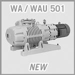 Leybold RUVAC WA / WAU 501 Vacuum Blower - NEW