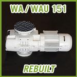Leybold RUVAC WA / WAU 151 Vacuum Blower - REBUILT