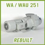Leybold RUVAC WA / WAU 251 Vacuum Blower - REBUILT