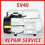 Leybold SV40 - REPAIR SERVICE