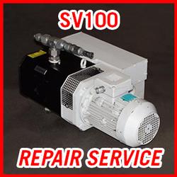 Leybold SV100 - REPAIR SERVICE