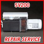 Leybold SV200 - REPAIR SERVICE