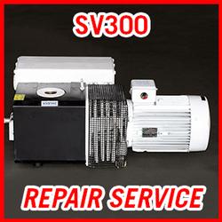 Leybold SV300 - REPAIR SERVICE