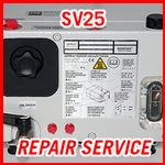 Leybold SV25 - REPAIR SERVICE