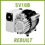Leybold SOGEVAC SV16B Vacuum Pump - REBUILT