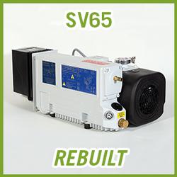 Leybold SOGEVAC SV65 Vacuum Pump - REBUILT