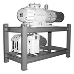 Leybold RUTA W 251 / D 40 B Vacuum Pump System - NEW
