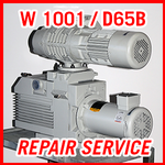 Leybold W 1001 / D65B - REPAIR SERVICE