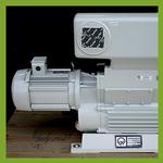 Leybold DK 100 Rotary Piston Vacuum Pump - REBUILT