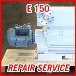 Leybold E 150 - REPAIR SERVICE