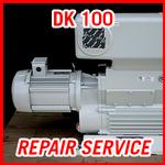 Leybold DK 100 - REPAIR SERVICE