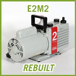 Edwards E2M2 Two Stage Vacuum Pump - REBUILT