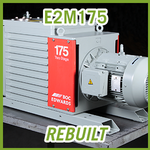 Edwards E2M175 Two Stage Vacuum Pump - REBUILT
