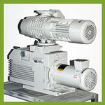 Leybold RUTA W 501 / D65B Vacuum Pump System - REBUILT