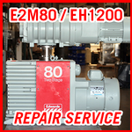 Edwards E2M80 / EH1200 - REPAIR SERVICE