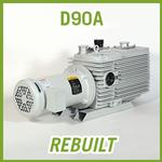 Leybold TRIVAC D90A Vacuum Pump - REBUILT
