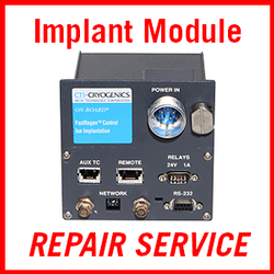 CTI On-Board Implant Module - REPAIR SERVICE