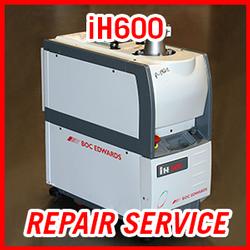 Edwards iH600 - REPAIR SERVICE