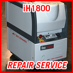 Edwards iH1800 - REPAIR SERVICE