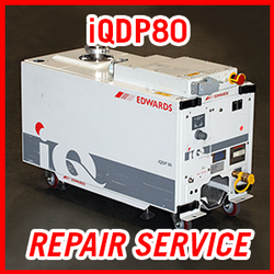 Edwards iQDP80 - REPAIR SERVICE