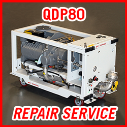 Edwards QDP80 - REPAIR SERVICE