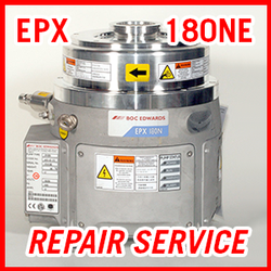 Edwards EPX180N/NE - REPAIR SERVICE