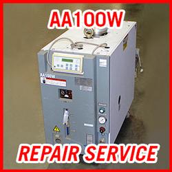 EBARA AA100W - REPAIR SERVICE
