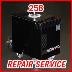 Leybold 25B - REPAIR SERVICE