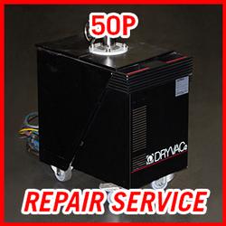 Leybold 50P - REPAIR SERVICE