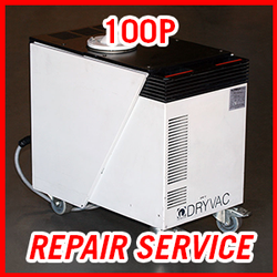 Leybold 100P - REPAIR SERVICE