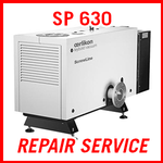 Leybold SP 630 - REPAIR SERVICE
