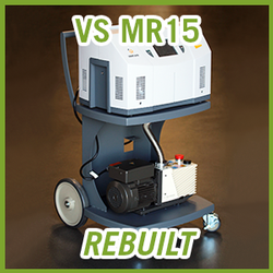 Agilent VS MR15 Mobile Helium Leak Detector - REBUILT