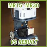 Agilent VS MR15-MR30 Helium Leak Detector - REBUILT