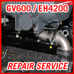 Edwards GV600 / EH4200 - REPAIR SERVICE