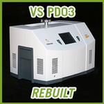 Agilent Varian VS PD03 Helium Leak Detector - REBUILT