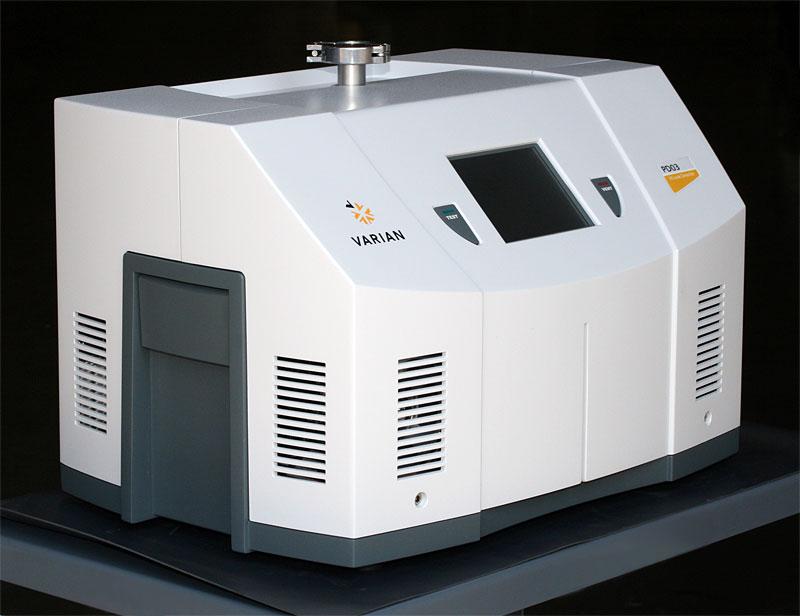 Agilent Varian Vs Pd03 Mass Spec Helium Leak Detector