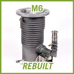 Agilent Varian M6 Diffusion High Vacuum Pump - REBUILT