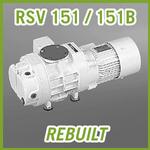 Adixen Alcatel RSV 151 / 151B Vacuum Blower - REBUILT