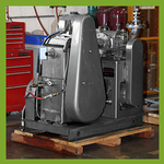Edwards Stokes 1721 Vacuum Blower System - REBUILT